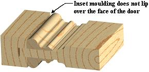 Inset Moulding Example