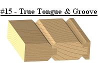 True Tongue and Groove